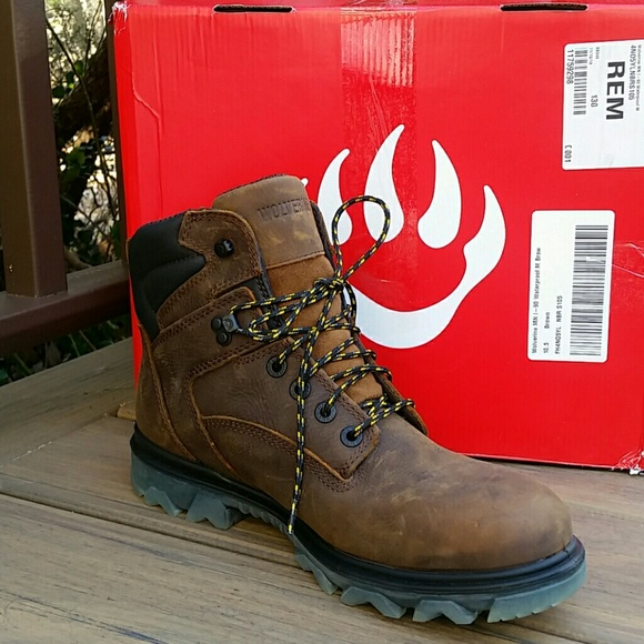 fbadc6d3ca2 Wolverine Men's I-90 EPX Mid Waterproof Work Boot